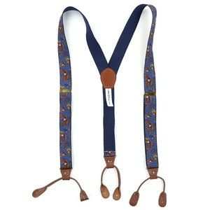 The Walt Disney Company Suspenders Braces Pelican